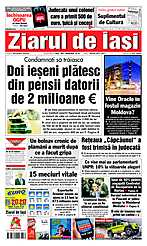 ziarul de iaşi ediţia online